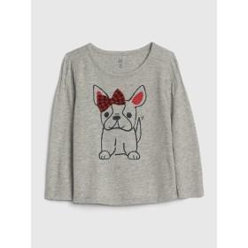 Gap ピンタックTシャツ (幼児)