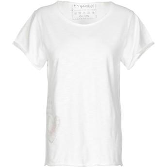 《セール開催中》EMPATHIE レディース T シャツ ホワイト XS コットン 100%