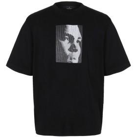 《期間限定セール開催中!》MARCELO BURLON メンズ T シャツ ブラック S コットン 100%