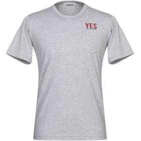《セール開催中》GREY DANIELE ALESSANDRINI メンズ T シャツ グレー M コットン 100%