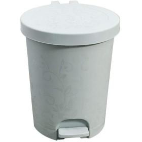 ゴミ箱の分類 プラスチックごみ箱ごみ箱ごみ箱ふた印刷でゴミ箱ことができます 無臭 (Color : Light green, サイズ : B)
