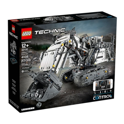樂高 LEGO 科技系列 LT42100 Liebherr R 9800 挖掘機
