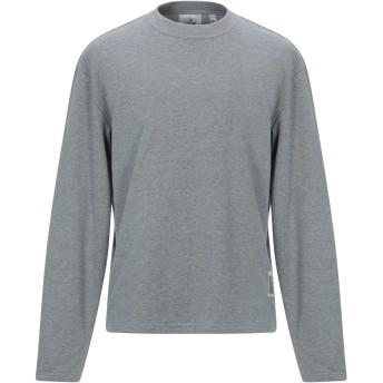 《セール開催中》CHEAP MONDAY メンズ スウェットシャツ グレー L コットン 60% / ポリエステル 40%