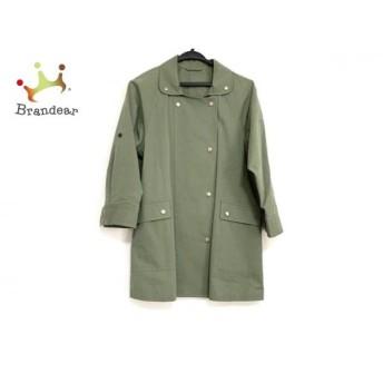 ニコル NICOLE コート サイズ38 M レディース カーキ 春・秋物   スペシャル特価 20200131