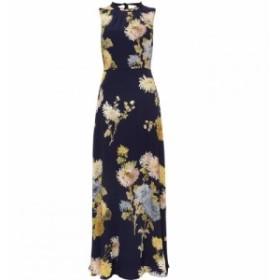 フェーズ エイト Phase Eight レディース ワンピース マキシ丈 ワンピース・ドレス roselle printed maxi dress Navy Multi