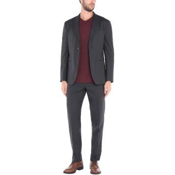《セール開催中》BOGLIOLI メンズ スーツ スチールグレー 46 バージンウール 100%