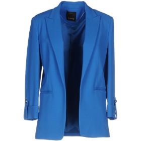 《セール開催中》PINKO レディース テーラードジャケット ブルー 42 59% トリアセテート 41% ポリエステル