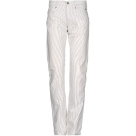 《期間限定セール開催中!》BURBERRY メンズ パンツ ホワイト 31 コットン 100%