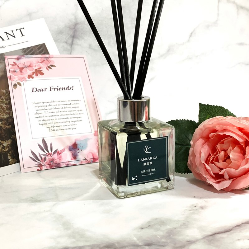 室內香氛擴香瓶100ml - 溫暖| 質感 | 禮物