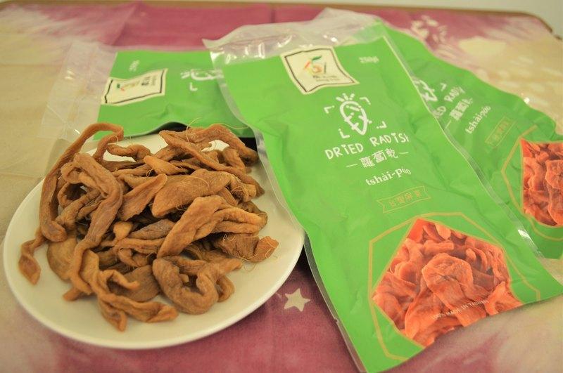 純手工蘿蔔乾-粗鹽製作(當年/二年/三年/七年老菜圃/蘿蔔乾)
