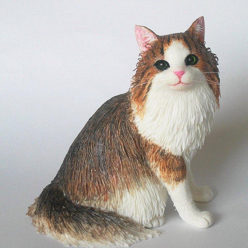 挪威森林貓