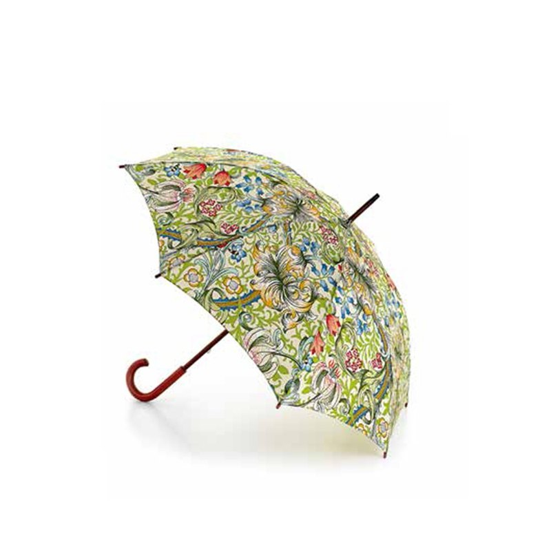 Morris & Co.英倫花布印刷晴雨傘 L788_5F1605