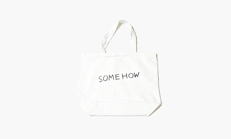 NORITAKE - SOMEHOW Tote Bag