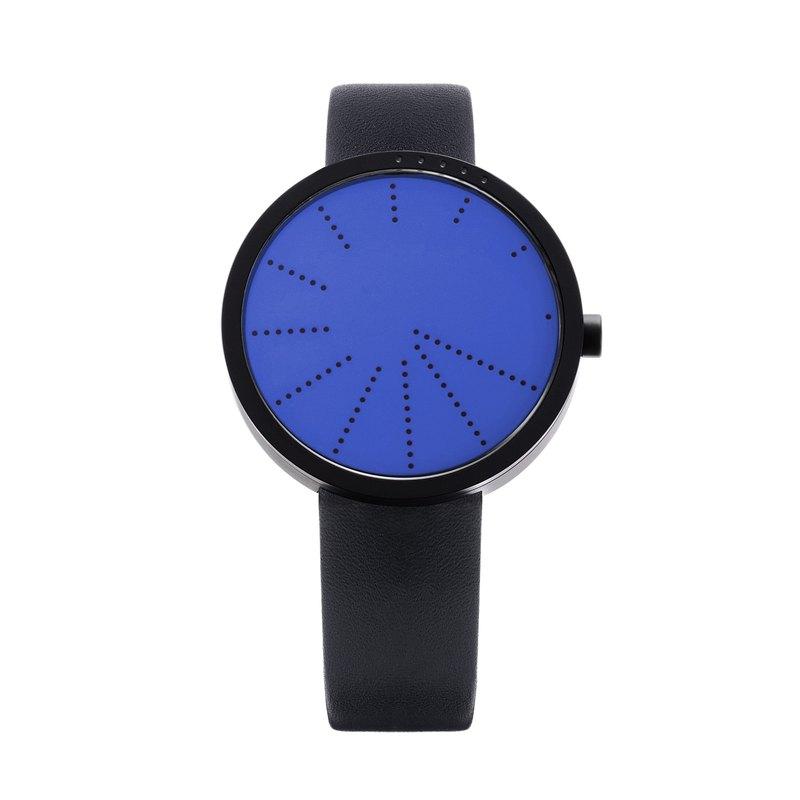 Order Watch 紐約當代鬼才設計師極簡手錶 - 藍