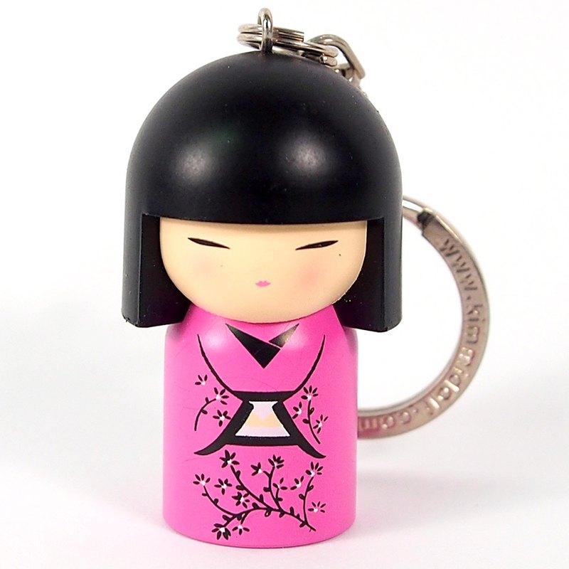 鑰匙圈-Miwa 和諧平衡【Kimmidoll 和福娃娃鑰匙圈】