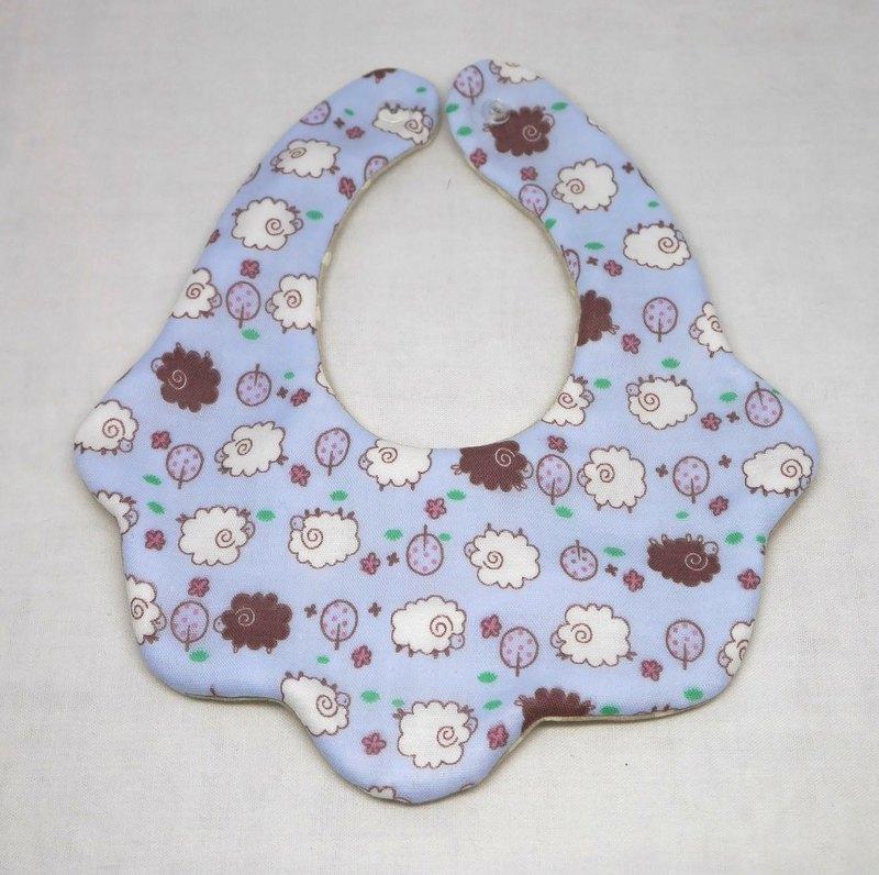 日本手工製作的8層紗布嬰兒圍兜