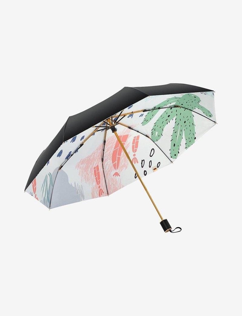 Boy 摺疊雨傘 - BY3042 Artisan - Cactus