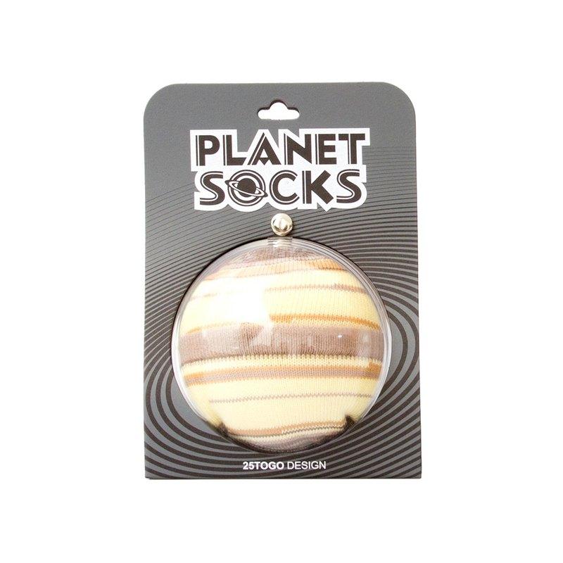 PLANET SOCKS 土星襪