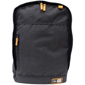 NEW ERA/ニューエラ 11157343/7525 Pack HTR BLACK USAモデル 日本未入荷 19L バックパック/リュックサック/バッグ/カバン/鞄 ヘザーブラック [並行輸入品]