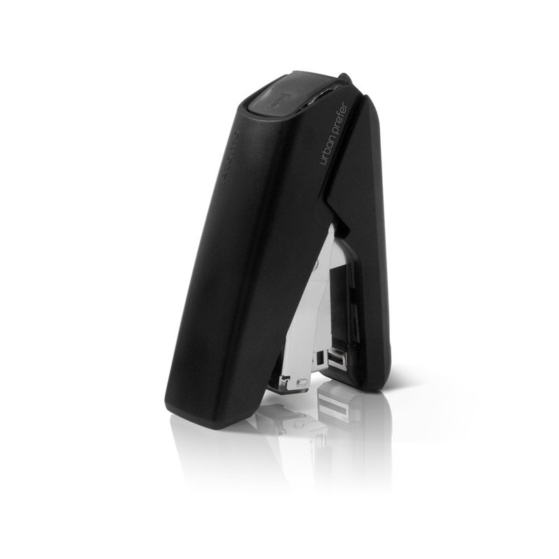 ATOMO省力平針訂書機 - 黑(3號針)