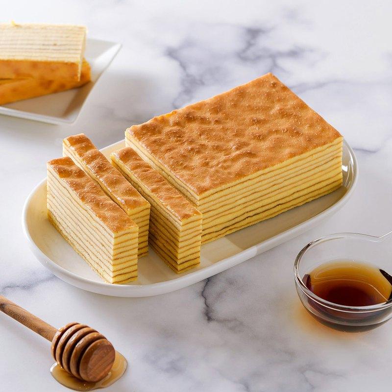 艾波索【楓糖千層蛋糕】
