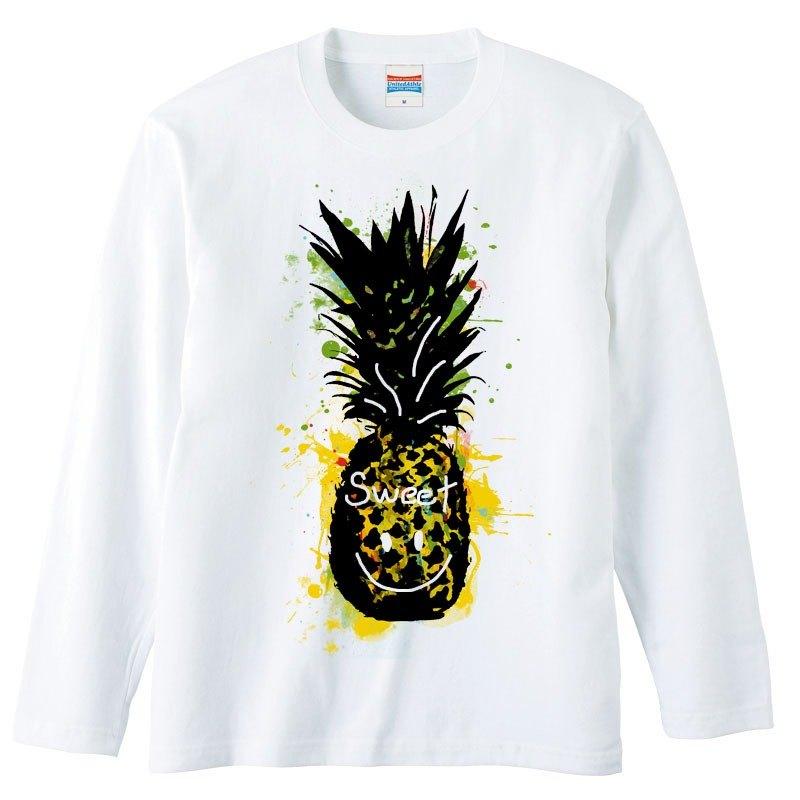 長袖T卹/甜菠蘿