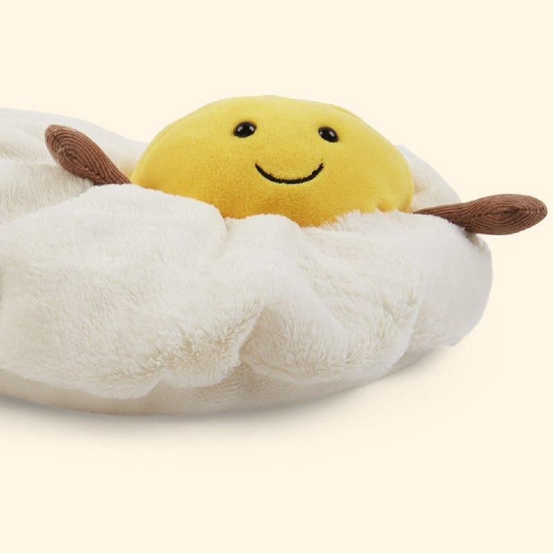 Jellycat Amuseable Fried Egg 趣味荷包蛋 約27公分