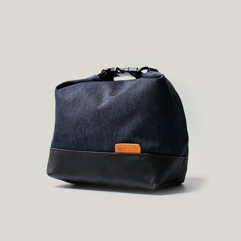 輕巧便當袋 /手提袋 /側背袋 /大容量防潑水 /可調整尺寸 /DG58