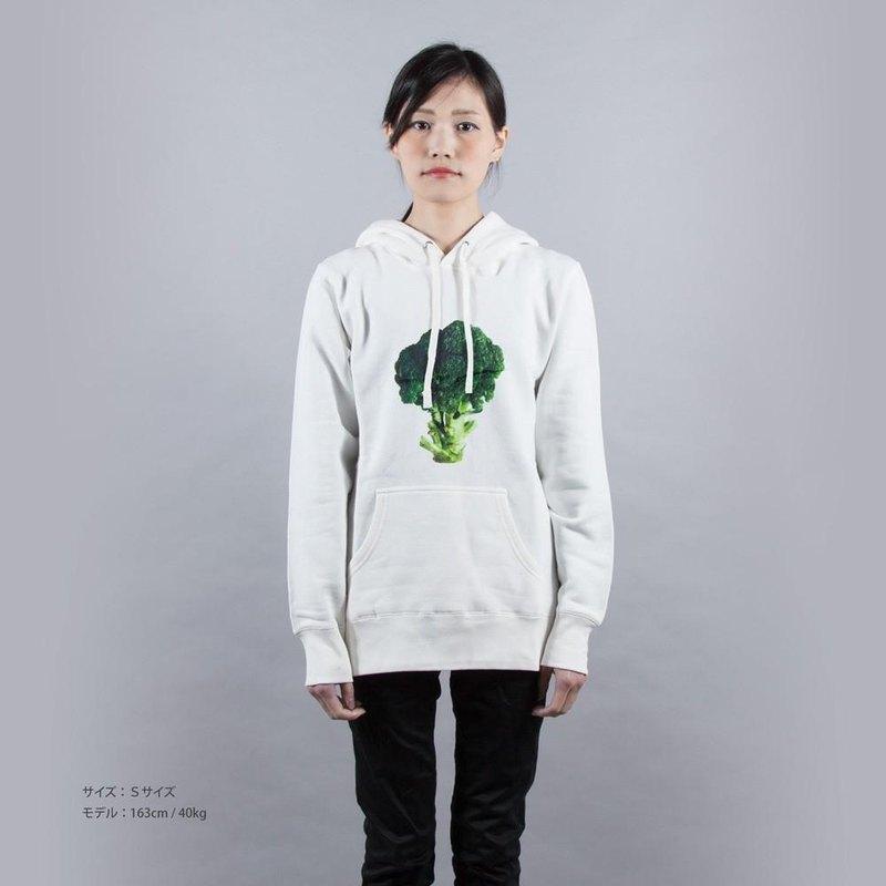 Yaya Broccoli男女皆宜的Parka男女皆宜的XS~XXL尺寸Tcollector
