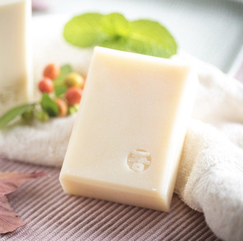 【吾日三洗】超人氣 酪梨苦茶洗髮皂