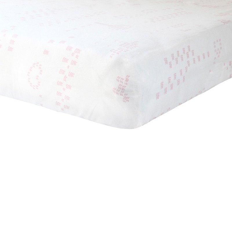 美國 Blabla Kids 嬰兒床罩 - 粉紅圖騰