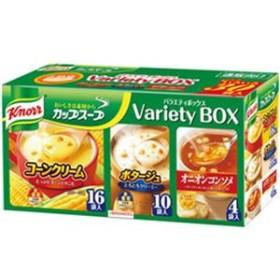 送料無料 (まとめ)味の素  クノールカップスープ バラエティボックス30袋入 1パック(30袋)【×3セット】 フード・ドリンク・スイーツ:
