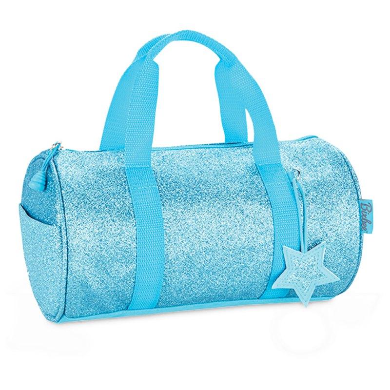 美國Bixbee閃采系列-冰雪藍小圓筒包