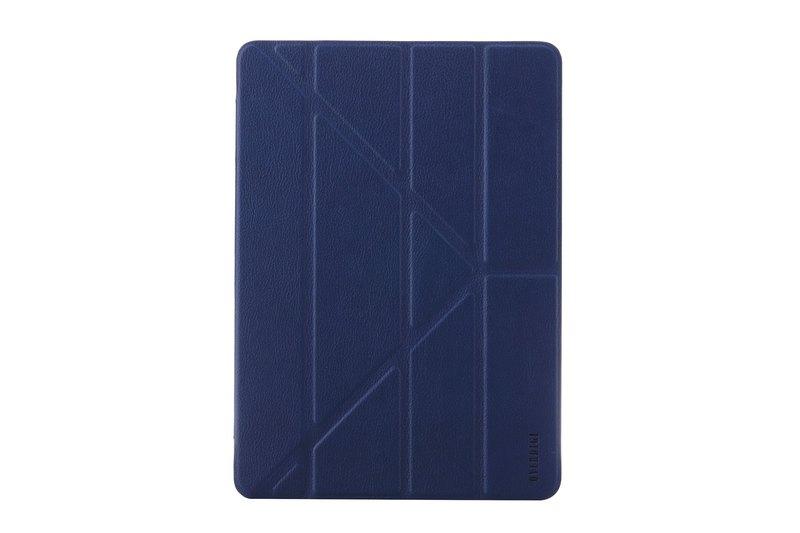 "OVERDIGI Fiber iPadpro9.7"" 多功能保護套 湛藍"