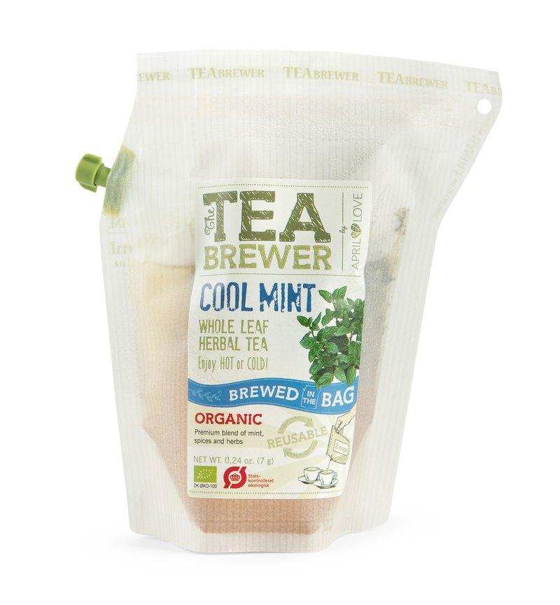 Tea Brewer 丹麥隨身茶飲-綠茶 / Green Refreshment