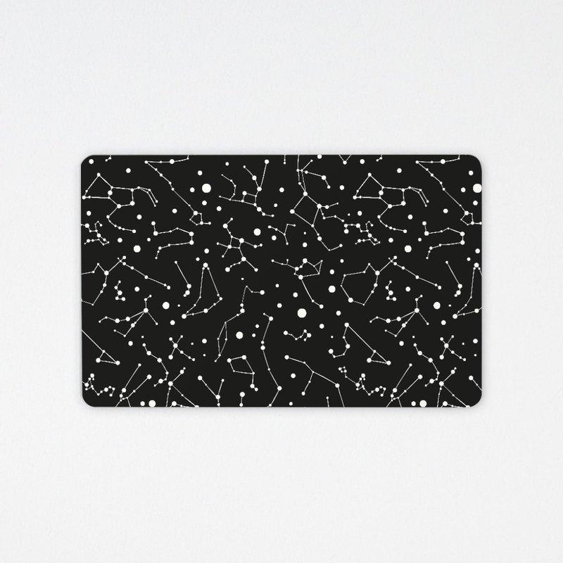 星座   晶片悠遊卡