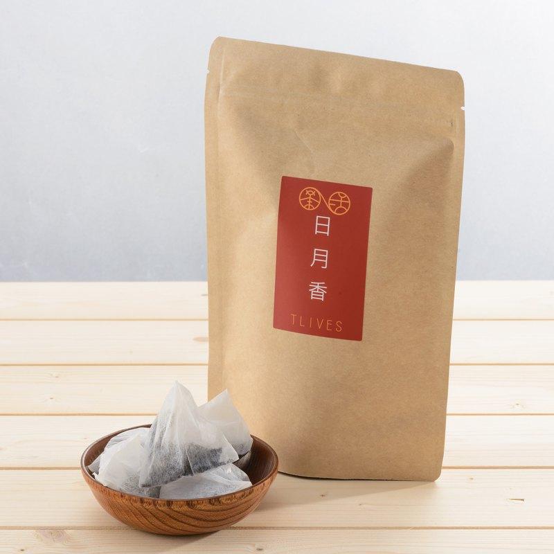 日月香原葉立體包(阿薩姆紅茶)自然有機栽培