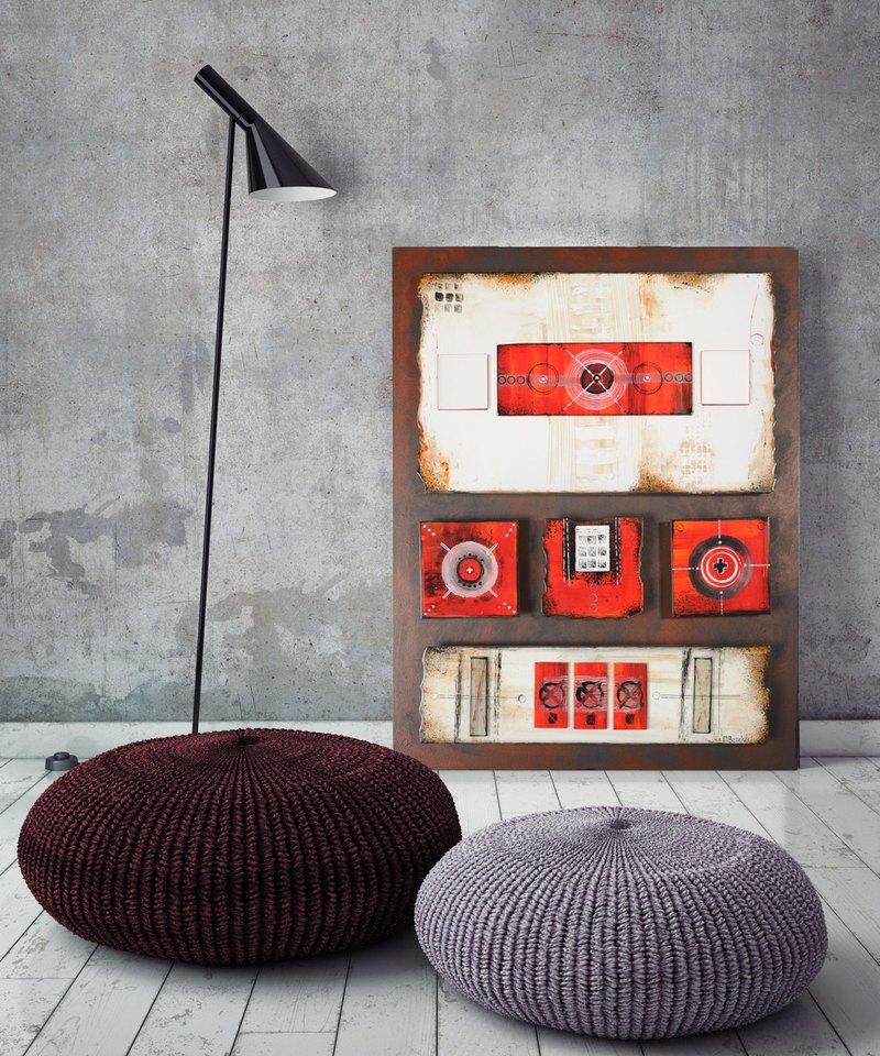 紅武士(實際比例) l 藝術裝飾品 l 牆面掛飾