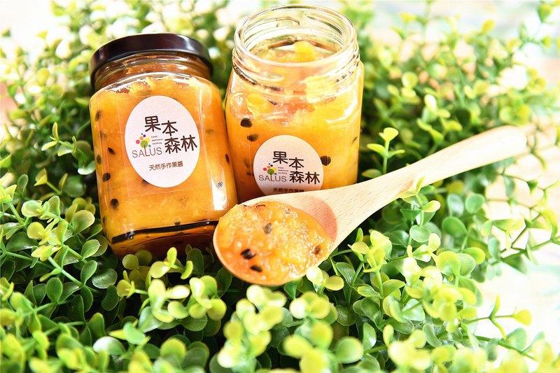 手工果醬-百香鳳梨果醬