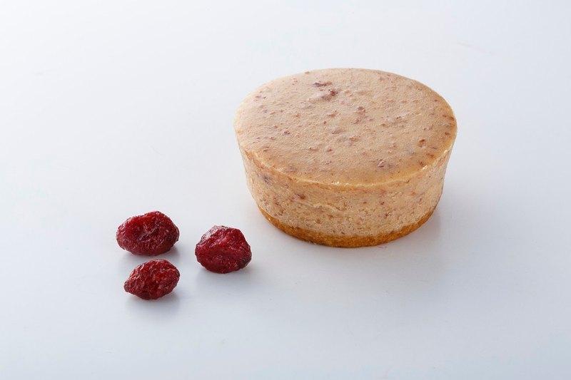 蔓越莓果重乳酪 一盒6入手工製作 cheese cake 彌月蛋糕