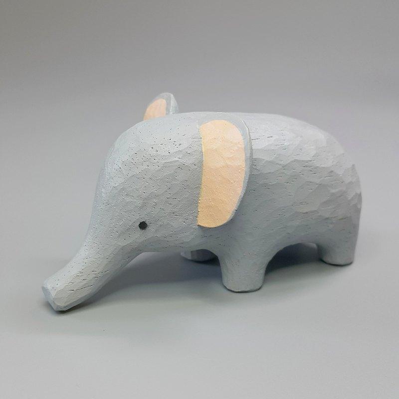 大象(木雕藝術品)