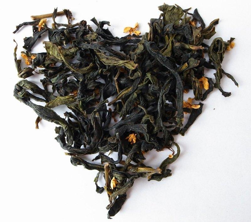 【茶思梵想茶本舖】祖傳得獎茶農精製特級桂花文山包種茶150克