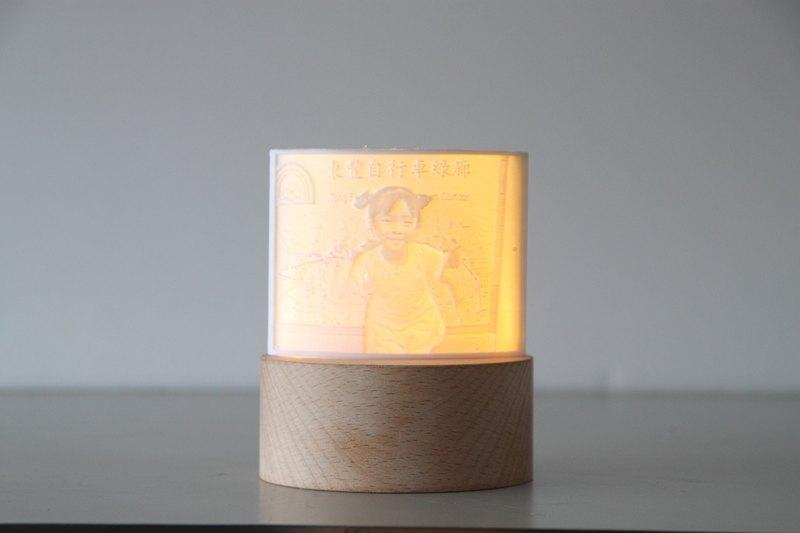 【Geway】3D列印_動物夜燈_客製禮品_情人節_結婚_交換禮物