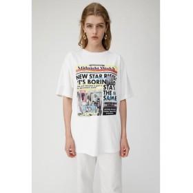 [マルイ]【セール】GRAFFITI NEWSPAPER Tシャツ/マウジー(MOUSSY)