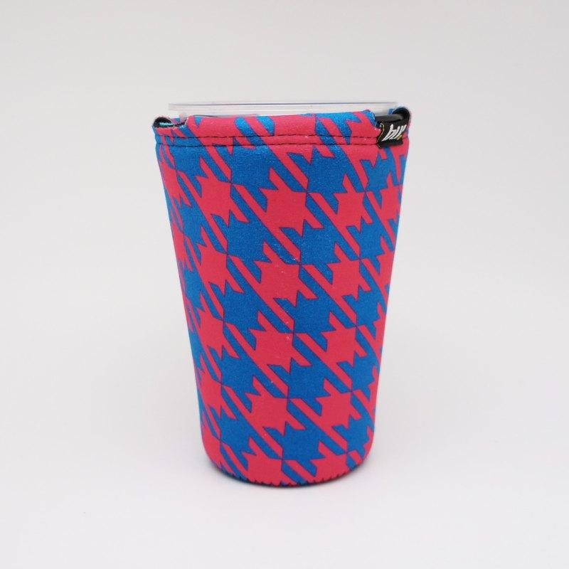 BLR gogoro杯架 藍紅千鳥 Vespa 置杯架 WD132