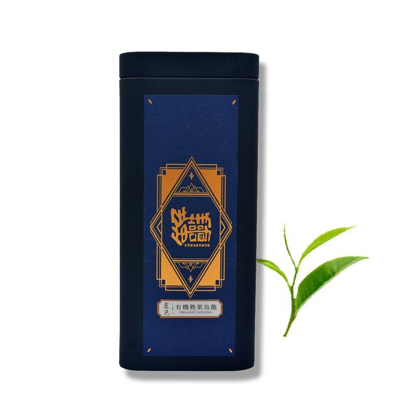 露浥熟果烏龍茶 150g 精緻罐裝
