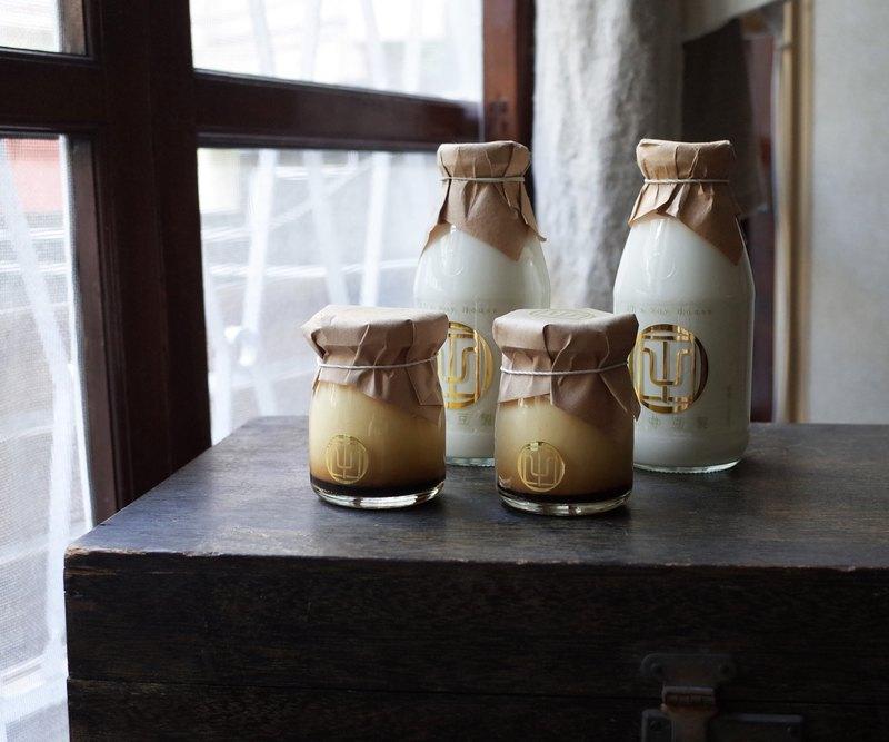 田中豆製 豆乳卡士達布丁 優惠組合A