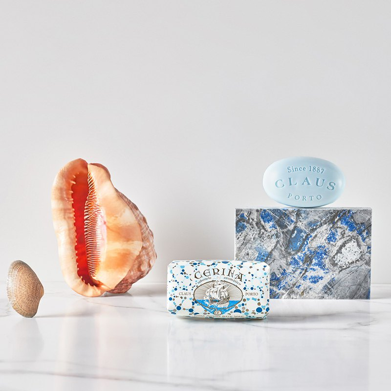 CLAUS PORTO 里斯本頌歌皇家香氛皂150g│任選三款贈精美包裝盒