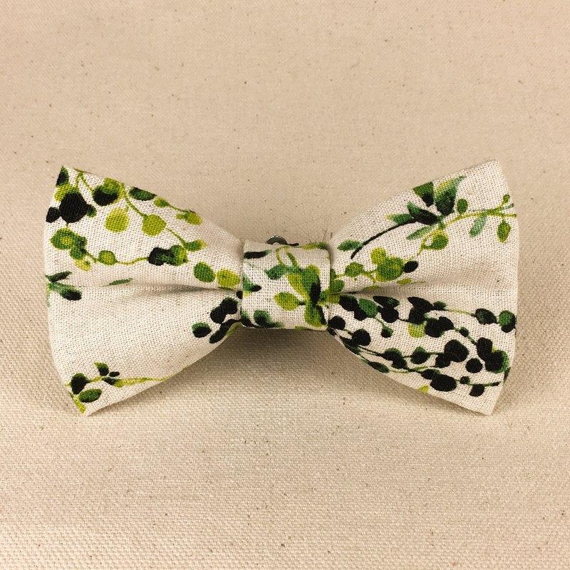 Mr.Tie 手工縫製領結 Hand Made Bow Tie 編號155