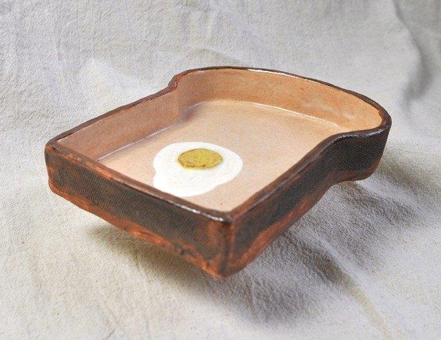 麵包焗烤盤[可以使用耐熱土爐]